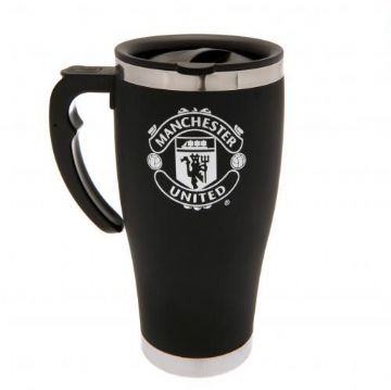 Manchester United Travel Mug - Executive